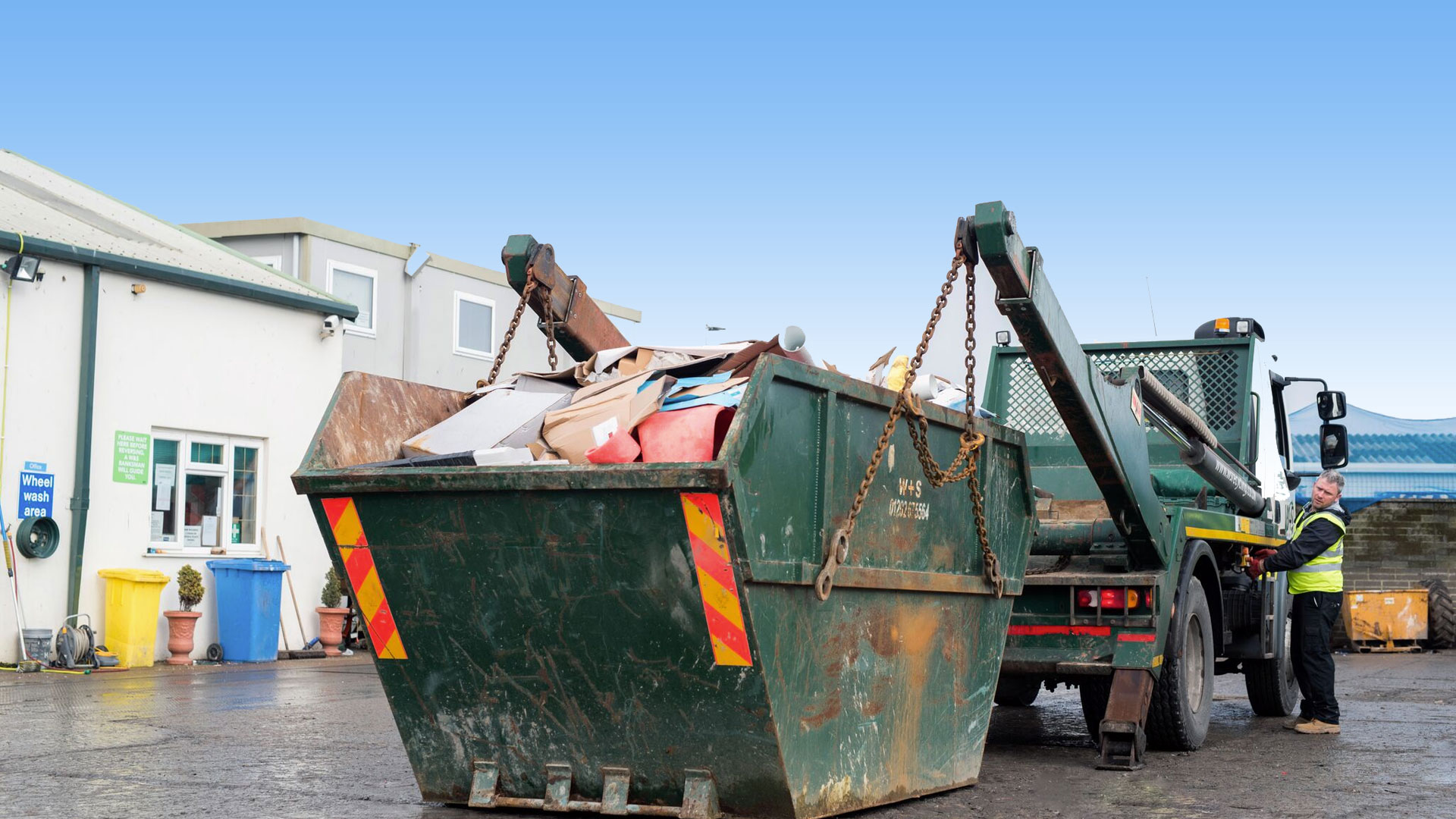 Image result for skip hire Staines