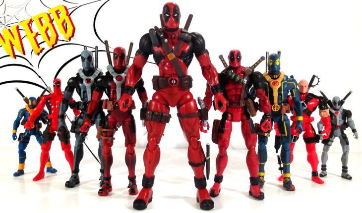 Deadpool toy