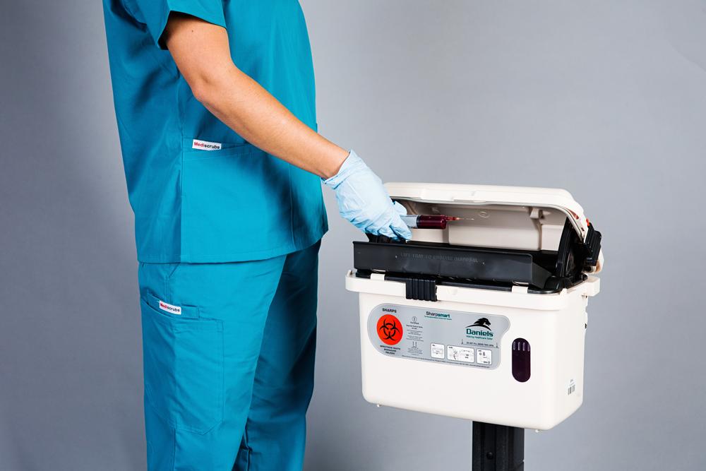 regulated medical waste disposal