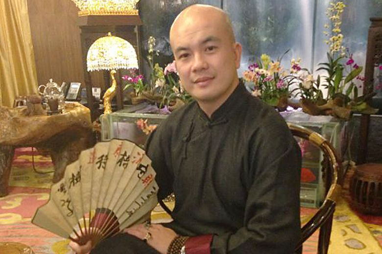 Feng shui master in Singapore