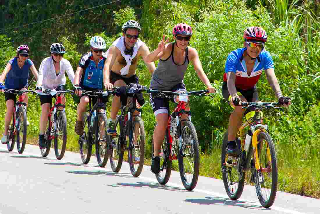 Australian cycling tours